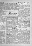 The Montana Kaimin, November 15, 1955