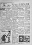 The Montana Kaimin, November 16, 1955