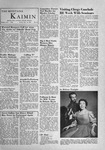 The Montana Kaimin, November 18, 1955