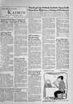 The Montana Kaimin, November 23, 1955