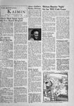The Montana Kaimin, December 1, 1955