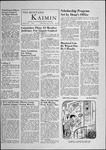 The Montana Kaimin, January 18, 1956