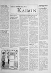 The Montana Kaimin, February 1, 1956