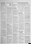 The Montana Kaimin, February 7, 1956