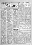 The Montana Kaimin, February 10, 1956
