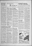 The Montana Kaimin, March 29, 1956