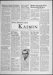 The Montana Kaimin, April 5, 1956