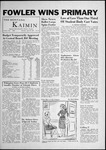 The Montana Kaimin, April 26, 1956