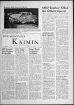 The Montana Kaimin, May 1, 1956
