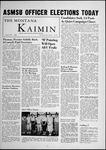 The Montana Kaimin, May 2, 1956