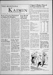 The Montana Kaimin, May 4, 1956