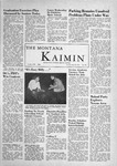 The Montana Kaimin, May 22, 1956 by Associated Students of Montana State University