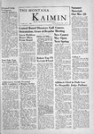 The Montana Kaimin, May 24, 1956 by Associated Students of Montana State University