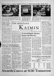 The Montana Kaimin, May 31, 1956 by Associated Students of Montana State University