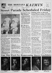 The Montana Kaimin, October 11, 1956 by Associated Students of Montana State University