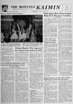 The Montana Kaimin, October 16, 1956 by Associated Students of Montana State University