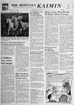 The Montana Kaimin, October 17, 1956 by Associated Students of Montana State University