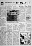 The Montana Kaimin, October 18, 1956 by Associated Students of Montana State University