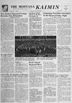 The Montana Kaimin, October 24, 1956 by Associated Students of Montana State University
