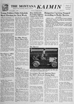 The Montana Kaimin, October 25, 1956 by Associated Students of Montana State University