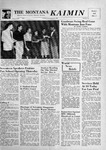 The Montana Kaimin, November 27, 1956 by Associated Students of Montana State University