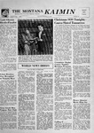 The Montana Kaimin, December 13, 1956 by Associated Students of Montana State University