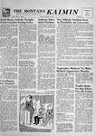 The Montana Kaimin, January 10, 1957