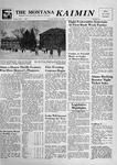 The Montana Kaimin, January 15, 1957