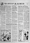 The Montana Kaimin, January 17, 1957