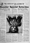 The Montana Kaimin, January 18, 1957