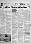 The Montana Kaimin, January 25, 1957