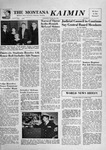 The Montana Kaimin, January 30, 1957