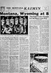 The Montana Kaimin, January 31, 1957