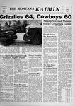 The Montana Kaimin, February 1, 1957
