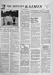 The Montana Kaimin, February 6, 1957