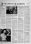 The Montana Kaimin, February 7, 1957