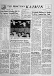 The Montana Kaimin, February 8, 1957