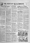 The Montana Kaimin, February 12, 1957