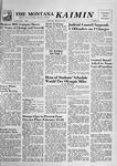 The Montana Kaimin, February 13, 1957