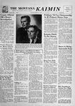 The Montana Kaimin, February 14, 1957