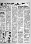The Montana Kaimin, February 15, 1957