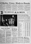 The Montana Kaimin, February 19, 1957