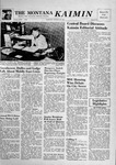 The Montana Kaimin, February 20, 1957