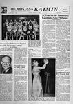The Montana Kaimin, February 21, 1957