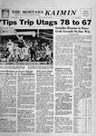 The Montana Kaimin, February 22, 1957