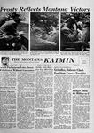 The Montana Kaimin, February 26, 1957
