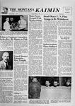 The Montana Kaimin, March 1, 1957