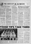The Montana Kaimin, March 5, 1957