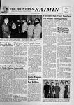 The Montana Kaimin, March 8, 1957