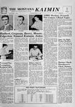 The Montana Kaimin, March 13, 1957